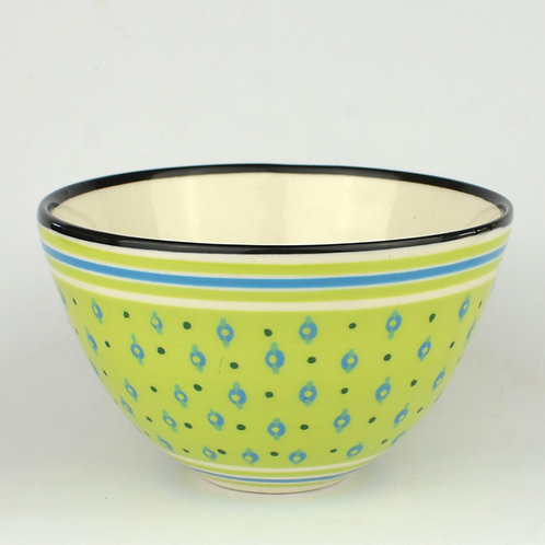 Bowl, Conical Lime 2