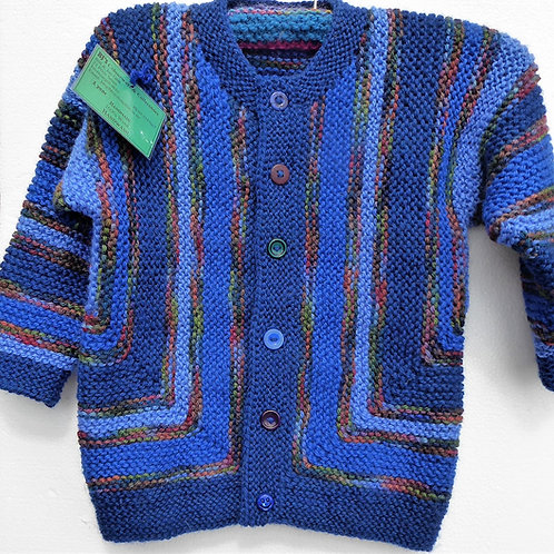 1 year old Knitted Jacket