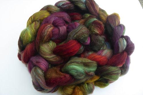 Merino/Silk Fibre