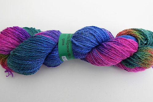 Polwarth/Alpaca/Silk Knitting yarn