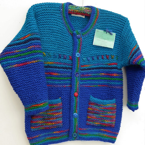 2 year old knitted Jacket