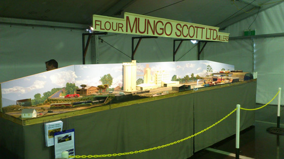Mungo Scott's to be Exhibited at Epping Model Railway Club
