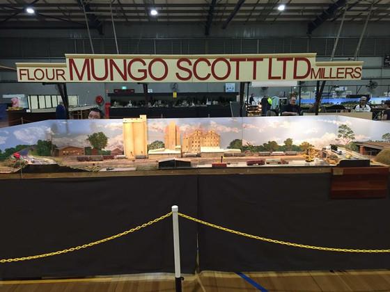Mungo Scott's at Epping 10-12 June