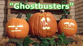 Ghostbusters - Singing Pumpkins