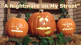 Nightmare on My Street - Singing Pumpkins