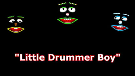 Little Drumer Boy Pentatonix