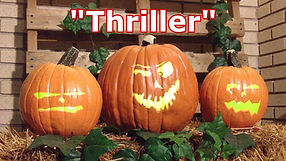 Thriller - Singing Pumpkins