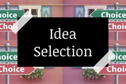 Idea Selection