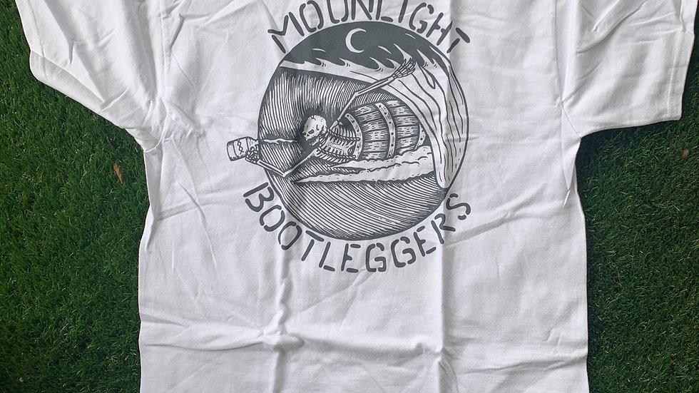 Moonlight Bootlegger Bodysurfing Association T-Shirt