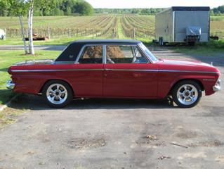 1966 Pro Touring Studebaker