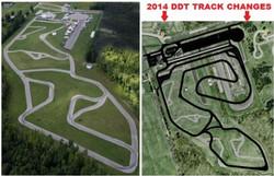 DDT track changes