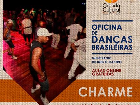 Dança Brasileira é charme