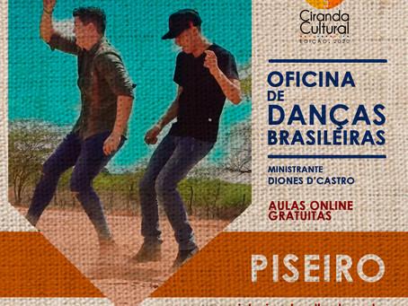 Oficina de Danças Brasileiras chega ao fim