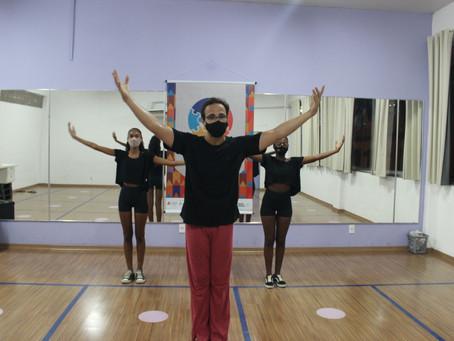 9 ritmos vão embalar a Oficina de Danças Brasileiras