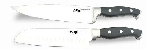 Couteaux BRUCE x2