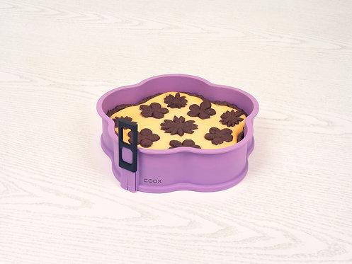 Moules à gâteau COOX FLEUR