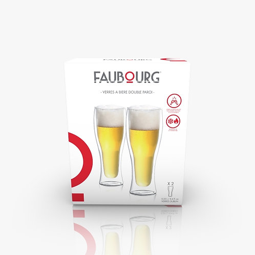 Verres à bière DUBLIN 480ml
