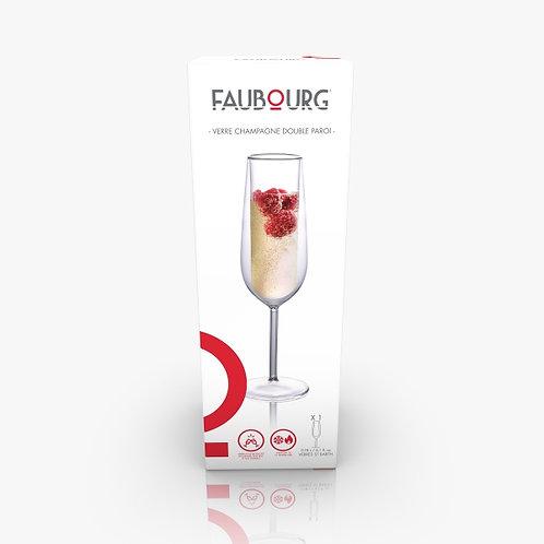 Verre à champagne ST BARTH 180ml