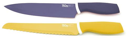 Couteaux RAINBOW x2
