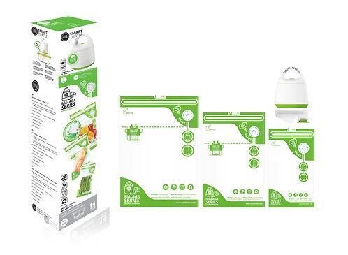 Pack sacs mise sous vide FOSA 50003