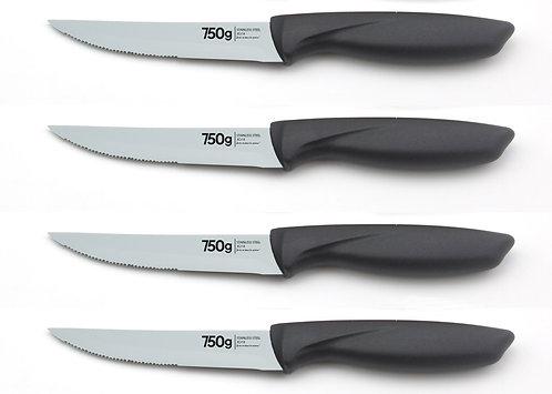 Couteaux à steak EVIDENCE x4