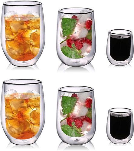 Set 6 verres LYON