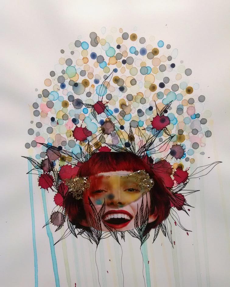 Masquerade (detail)