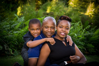 Mthembu Family Shoot