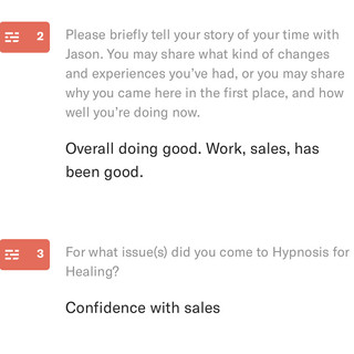 Hypnosis for Sales Performance