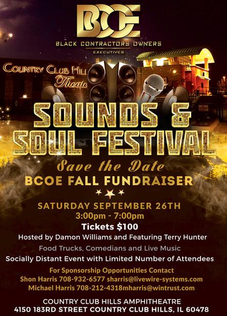 Sounds & Soul Festival