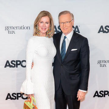Ellen and Chuck Scarborough
