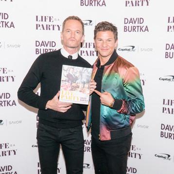 Neil Patrick Harris, David Burtka