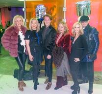 Ruth Miller, Katlean De Monchy, Marsin Mogielski, Adele Nino, Randi Schatz and Montgomery Frazier