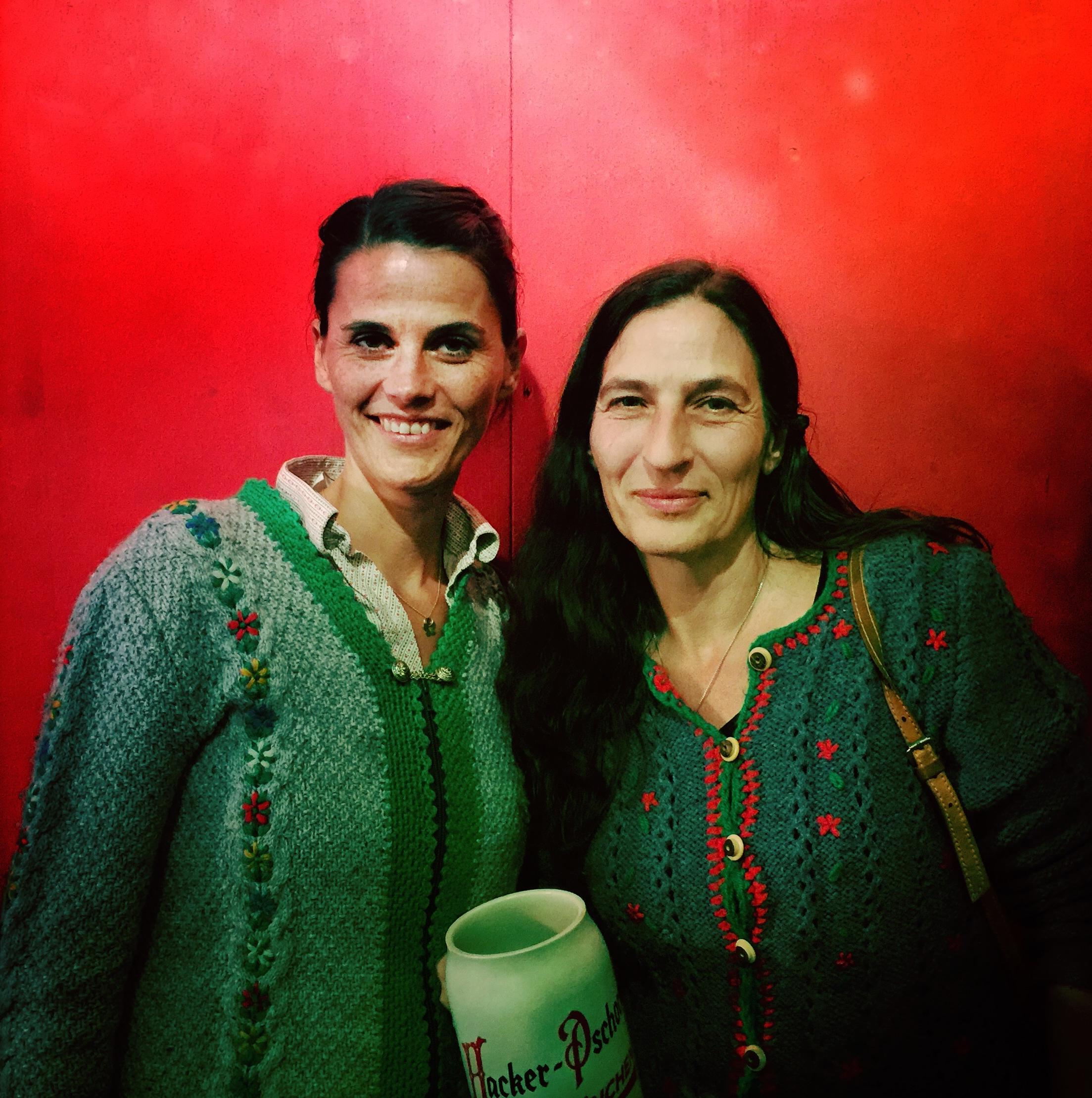 Karin Stüwe & Renate Heilmeier