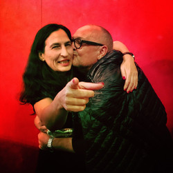 Renate Heilmeier & Tibor Bozi