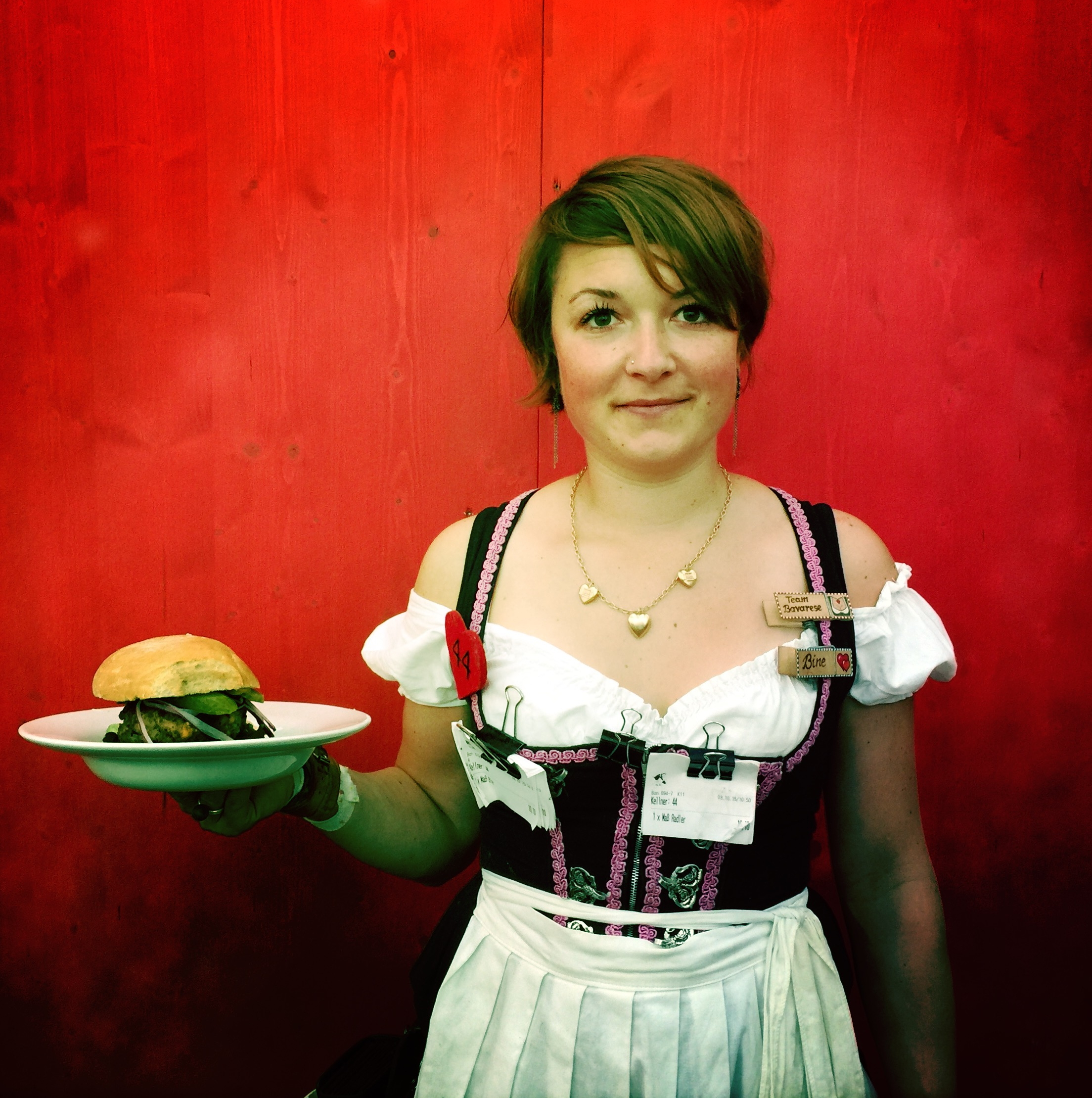 Sabine Roth - Kellnerin