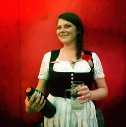 Susanne Vogel - Kellnerin