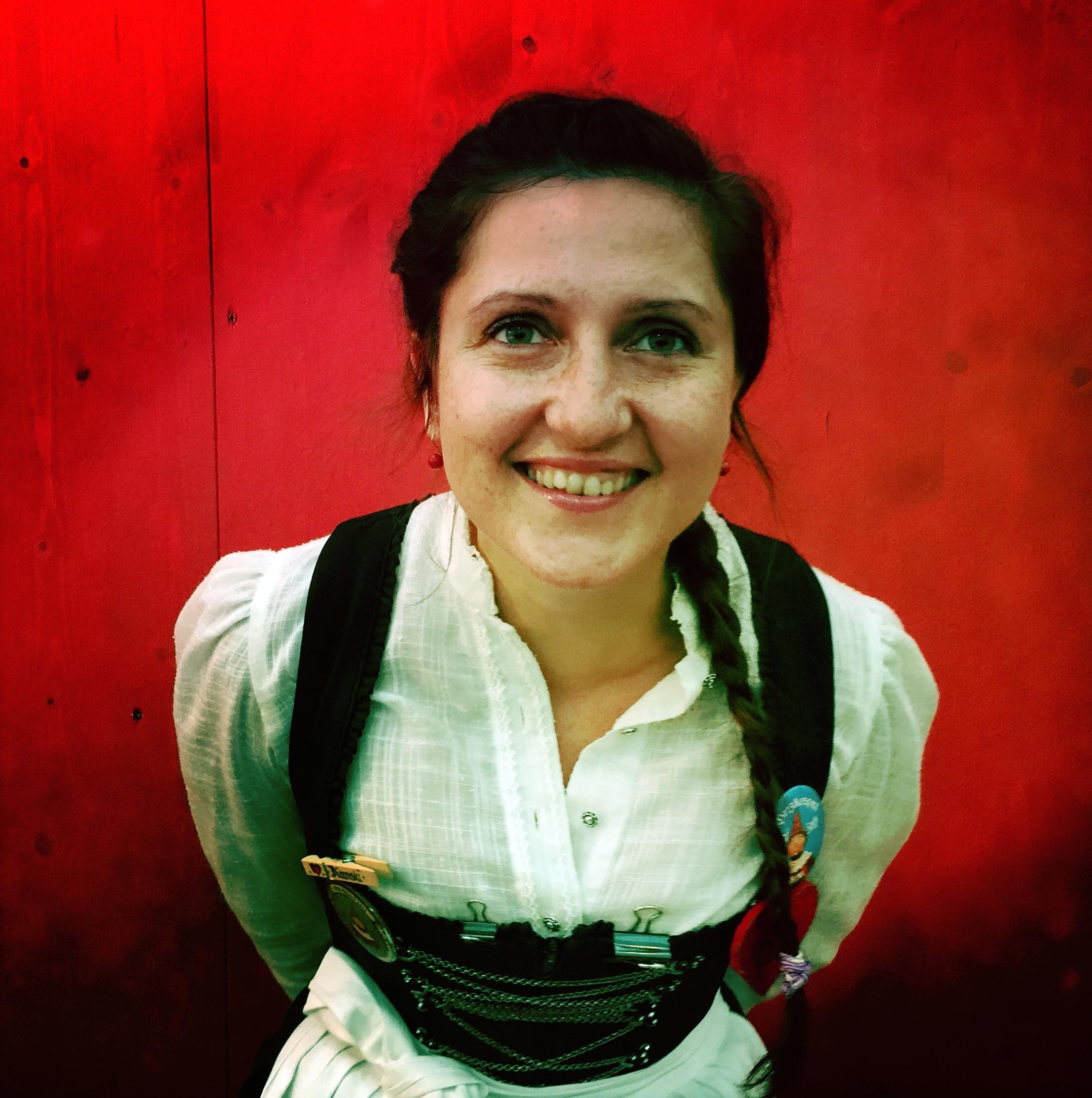 Diana Vrbic - Kellnerin