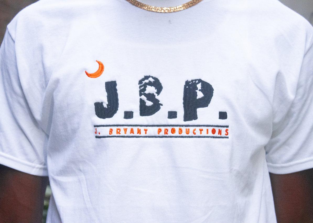 Short Sleeve Champion White J.B.P. Tee