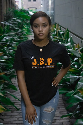 Short Sleeve Champion Black J.B.P. Tee