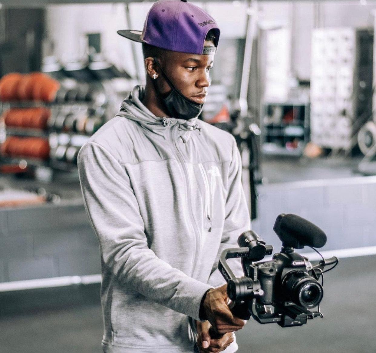 Book A  Videographer Today!