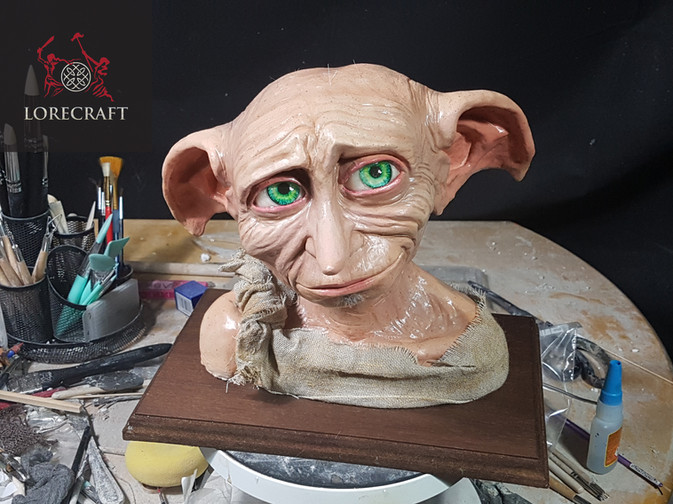Dobby Sculpt 1 - LoreCraft.jpg