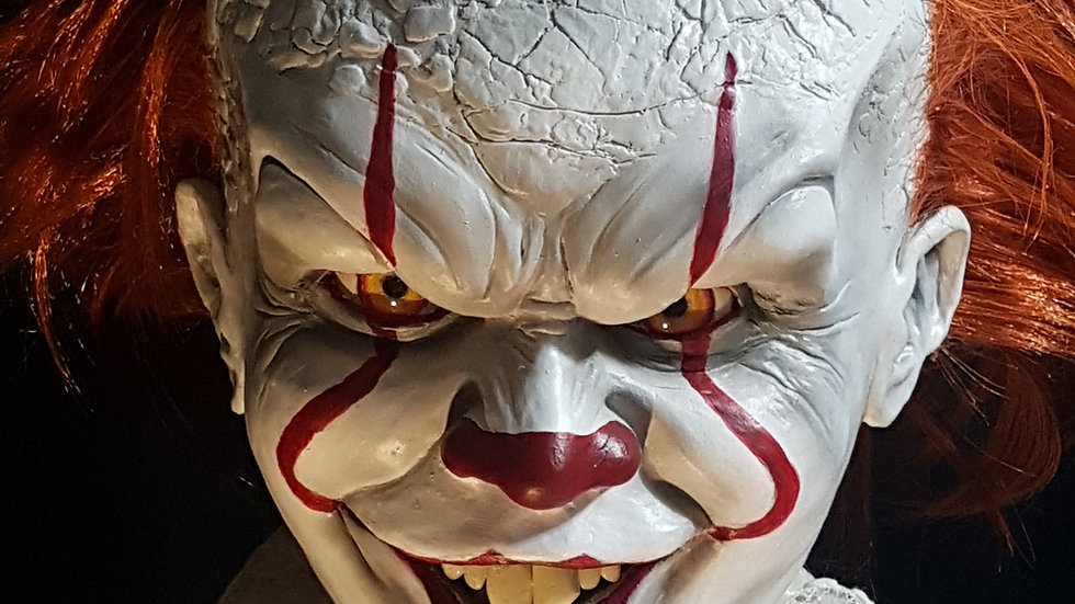 Pennywise - Chuckywise Bust by LoreCraft
