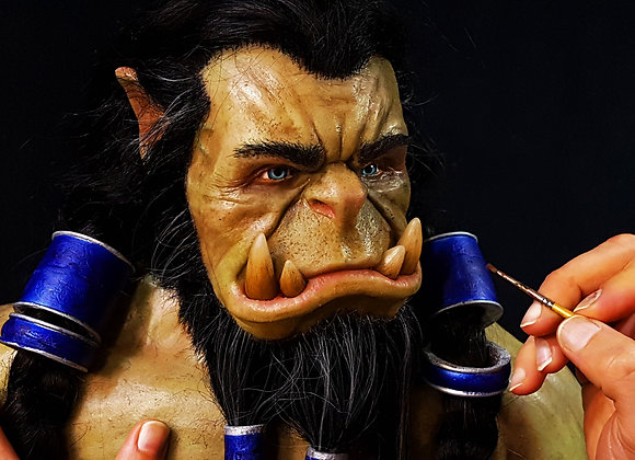 Thrall from World of Warcraft - Mini Bust