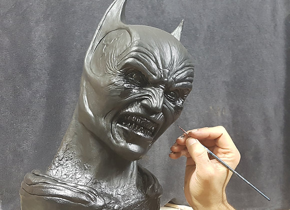 Batman Demon Bust
