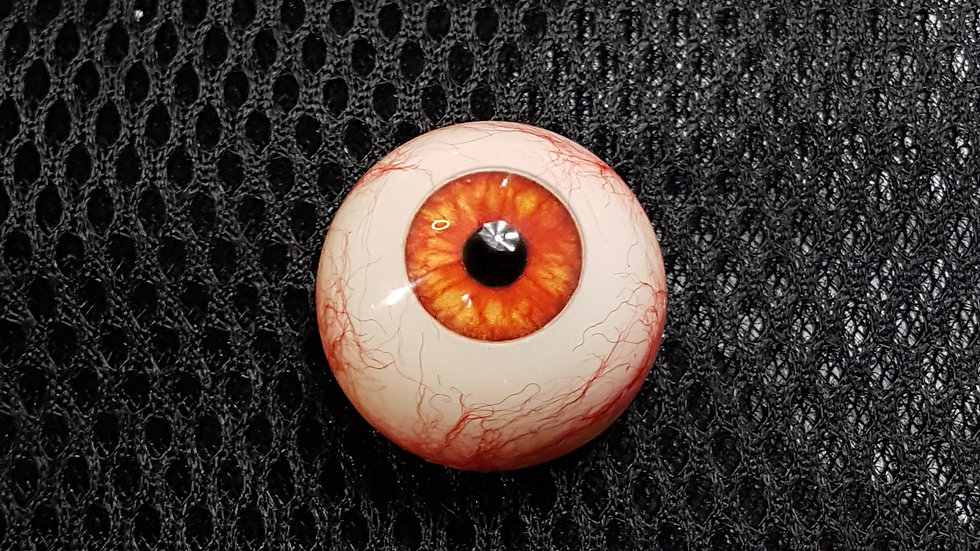 "Orange ""Carnival"" Eye"