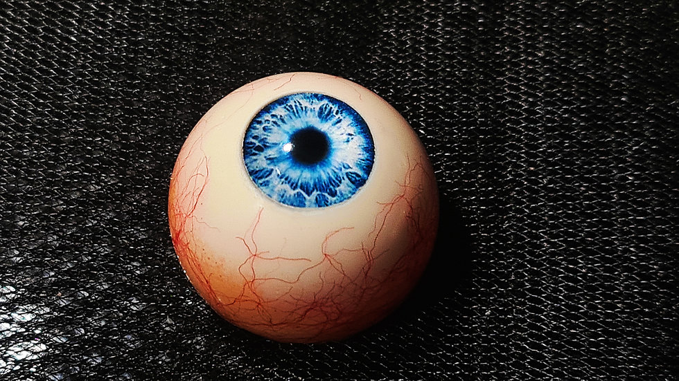 "Light Blue ""Freyja"" Eye"