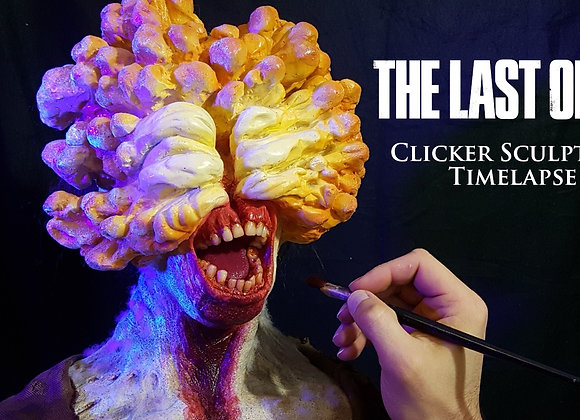 "Clicker from ""The Last of Us"" game series"