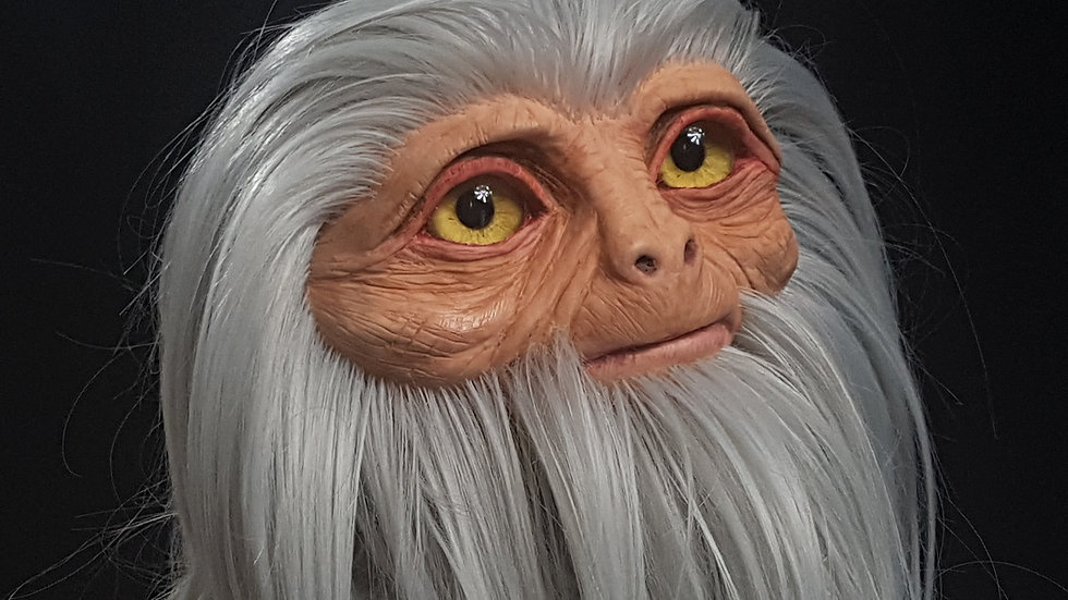Demiguise lifesize bust - One of One