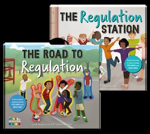 Zones of Regulation stroybook